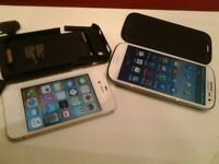 iPhone 4s, Samsung S3 unlockrd, Nintendo DSi XL, Macbook Pro, samsung double hdmi monitor and more