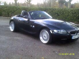 BMW Z4 57 REG , STUNNING LOW MILEAGE