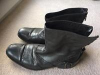 Belstaff Townmaster boots - size 9.5 (RRP 349)