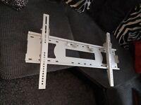 tv wall bracket up to 55 inch heavy duty