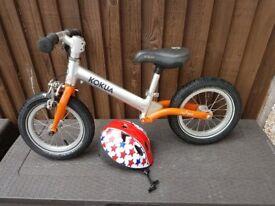 Likeabike Kokua Jumper Balance Bike - best starter bike complete with helmet