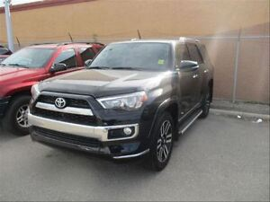 2016 Toyota 4Runner Limited | NAV | Cooled Seats | Sunroof