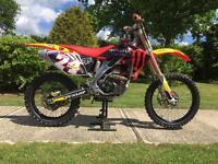 Honda CRF250 2005
