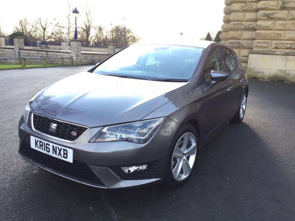 2016 seat leon fr technology pack eco tsi dsg start stop in bradford west yorkshire gumtree. Black Bedroom Furniture Sets. Home Design Ideas