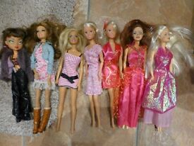 barbie and steff dolls