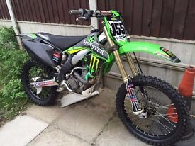 Kawasaki kx450f 2010***only 1 in london for sale**