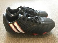 Kids size 2 Patrick Rugby Boots