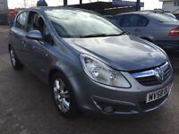 Corsa 1.4 design 5 door