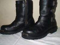Harley Davidson motorcycle boots size 10--11