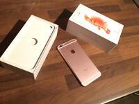 iPhone 6s Plus, Rose Gold