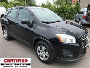 2014 Chevrolet Trax LS ** BLUETOOTH, AUX. IN, **