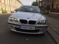 2003 BMW 316i SE Edition - quick sale