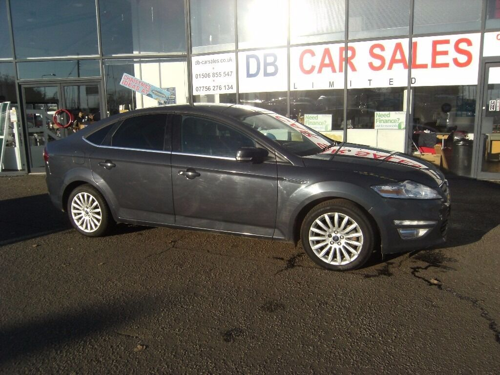 DIESEL !!! 2012 62 FORD MONDEO 2.0 TITANIUM X TDCI 5D 138 BHP *** GUARANTEED FINANCE *** PART EX WEL
