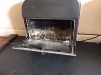 Wood burning /solid fuel stove, for large room (REDUCED - BARGAIN!)