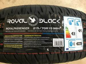 All Season 215/70R15 Set of Four Brand New $300.00 on sale!!