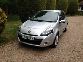 Renault Clio tomtom only 51000 fsh