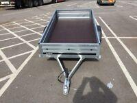 Brenderup 1205 s car box trailer