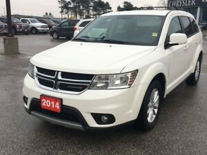 2014 Dodge Journey SXT | 7PASS