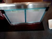 a brand new cooker extractor hood
