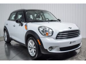 2012 MINI Cooper Countryman EN ATTENTE D'APPROBATION