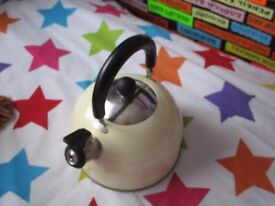 Camping Kettle for Caravan, Tent or any Home or Portable Gas stove