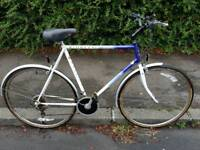 Raleigh Pioneer Hybrid Bicycle For Sale in Great Riding Order, Suits Taller Persons!