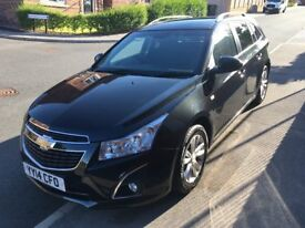Chevrolet Cruze SW 1.6LT / 2014 / 1.6 Petrol / Estate / 34k Miles