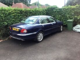 Jaguar X Type V6 Automatic