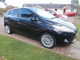 EYE-CATCHING Ford Fiesta1.4 Automatic. New timing belt & battery recently fitted.Very good condition