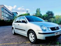 AMAZING CONDITION - VW Polo 1.2 - 2002 - petrol - 90,000km - FULL SERVICE HISTORY - GREAT Condition