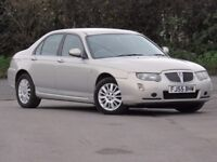 Part Exchange to clear: 2005 Rover 75 Classic 2.0 CDTi Saloon