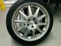 Ford Mondeo zetec s /ghia x 18 alloys