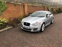 2010 Jaguar XF S Portfolio (top of the range)