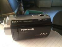 Panasonic HD-sd10 video camera