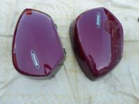Honda pannier lids