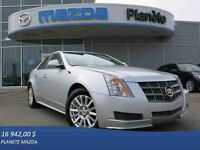 2011 CADILLAC CTS SEDAN LEATHER BLUETOOTH GREAT CONDITION