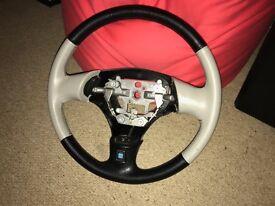 Nardi Steering Wheel MX5 Trilogy mk2.5 '03