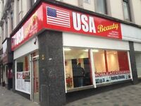 Retail Space available in promenant 116 Sauchiehall St Glasgow