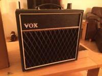 vox pathfinder 15 guitar amp