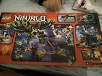 Lego Ninjago 70736