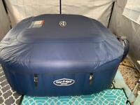 Lay-s-spa Hawaii Airjet Hot Tub 4-6 people