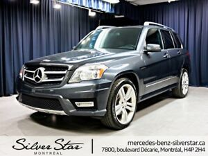 2012 Mercedes-Benz GLK350 4MATIC-A/C-TRAILER HITCH