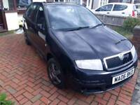 Skoda fabia 1.9 diesal speares or repair