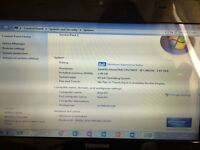 Laptop Windows 7 & MS Office (great condition)