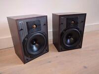 Pair of Kef C-series C20 HiFi speakers