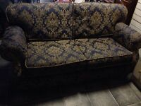 2 seater period style sofa in used condition but also is a great sofa with loads of life left in it