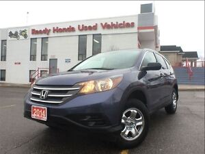 2014 Honda CR-V LX  |  1.99% Financing
