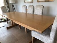 Large Gordon Russell Dining Table
