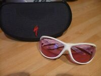 Ladies Specialised cycling sunglasses for sale