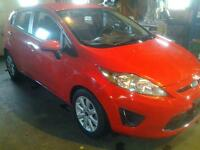2012 Ford Fiesta SE Hatchback Sync Blue Tooth
